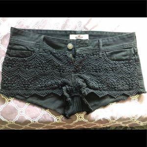 Hollister shorts size 4